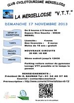 Affiche-de-la-mérielloise-vtt-2013